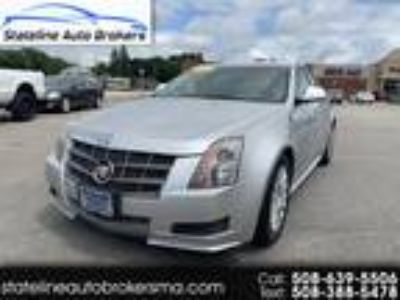 Used 2011 CADILLAC CTS Sedan For Sale