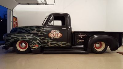 1950 Chevy Pick Up Rat Rod / Hot Rod / Street Rod