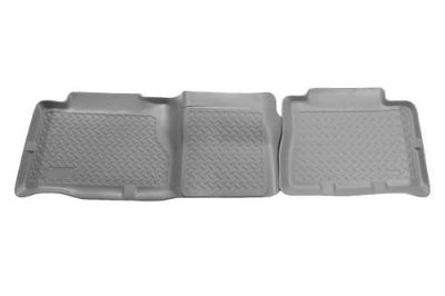 Find Husky Liners 61452 2002 Cadillac Escalade Gray Custom Floor Mats 2nd Row motorcycle in Winfield, Kansas, US, for US $91.95