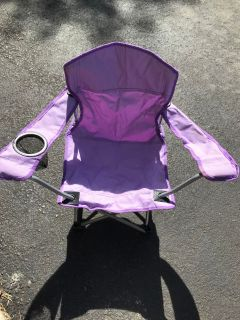 Kid outdoor chair