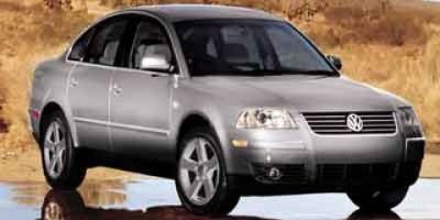 2004 Volkswagen Passat GLX V6 (Silver)