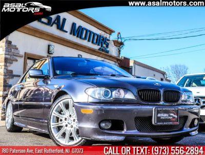 2006 BMW 3-Series 330Ci (Silver Gray Metallic)