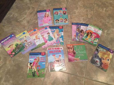 (25) early reader books. Great condition!