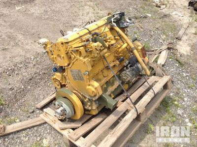 Cat 3116 Engine