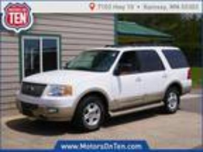 used 2005 Ford Expedition for sale.