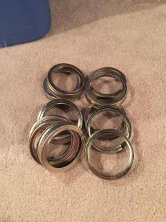 12 pint size rings for canning