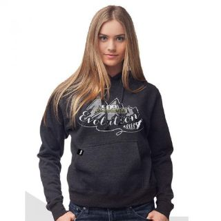 Buy Women's Evolution Pullover Hoody -Gray motorcycle in Sauk Centre, Minnesota, United States, for US $49.95