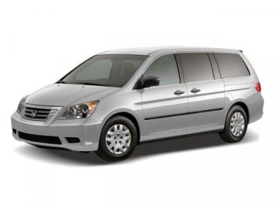 2008 Honda Odyssey LX (Silver)