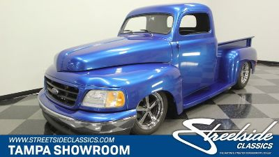 1948 Ford F-1 Restomod