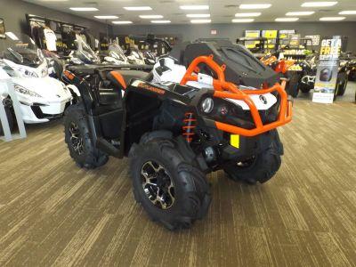 2017 Can-Am Outlander X mr 650 Utility ATVs Huntington, WV