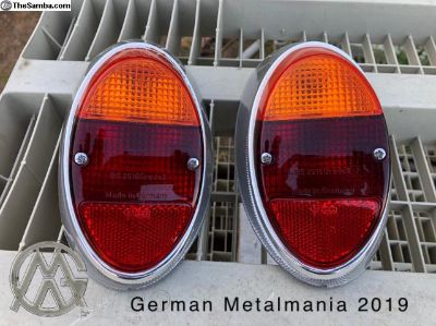 NOS Electric brand tail lamps