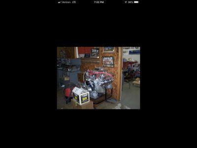 Kuntz racing engine