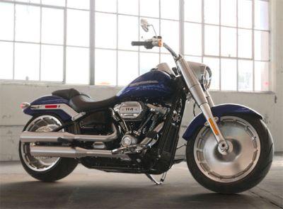2019 Harley-Davidson Fat Boy 114 Cruiser Motorcycles Lake Charles, LA