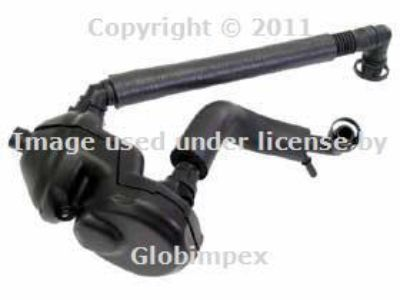 Buy BMW E39 E46 E53 E60 Crankcase Vent Valve Assembly GENUINE + 1 year Warranty motorcycle in Glendale, California, US, for US $123.80