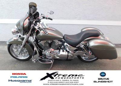 2007 Honda VTX 1300R Cruiser Motorcycles Tampa, FL
