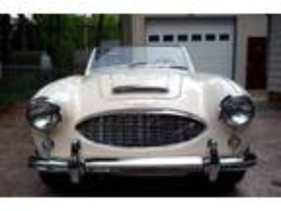 1960 Austin Healey 3000 BT7 Roadster