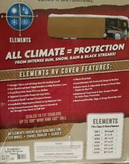 Elements All-Climate Motor Home Cover, Class A, 28'-31'