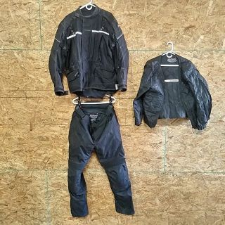 Riding jacket and pants