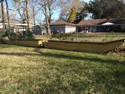 I have 2 Army surplus pontoons for sale