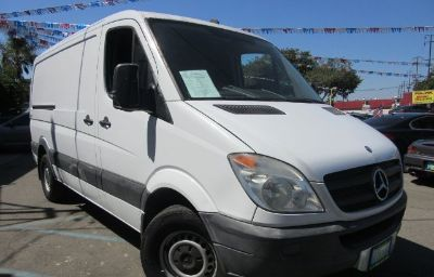 2011 Mercedes-Benz Sprinter Cargo 2500 144 WB