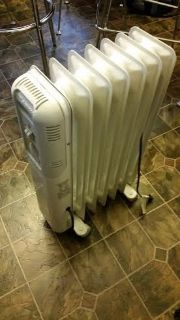 Electric Radiator Heater