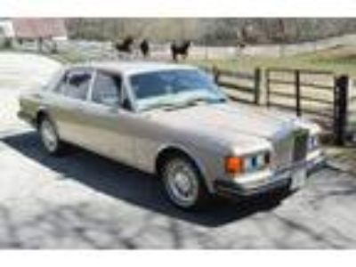1982 Rolls-Royce: Silver Spirit/Spur/Dawn 4 door