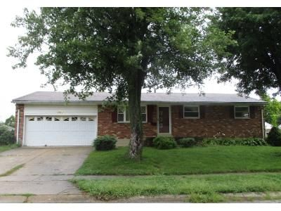 3 Bed 1 Bath Preforeclosure Property in New Lebanon, OH 45345 - Mills Pl