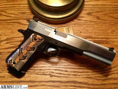 For Sale/Trade: Springfield Omega 1911 10MM