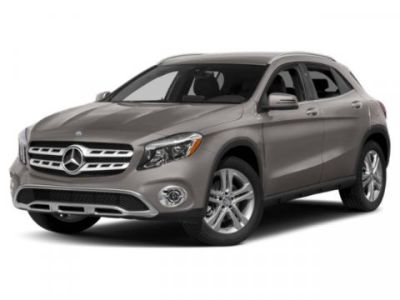 2019 Mercedes-Benz GLA GLA 250 (White)