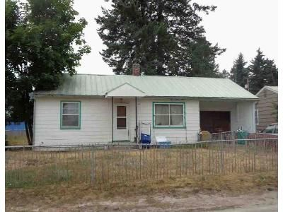 2 Bed 1 Bath Foreclosure Property in Libby, MT 59923 - W Spruce St