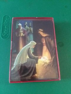 Brand new 18 count Christmas cards with envelopes