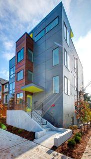Studio in Seattle-University District