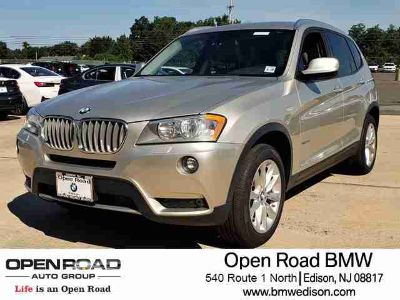 Used 2014 BMW X3 AWD 4dr