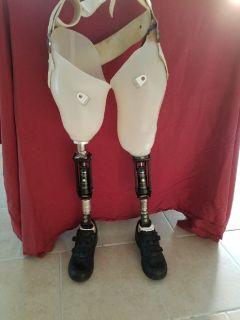 Prostatic, Hydraulic legs