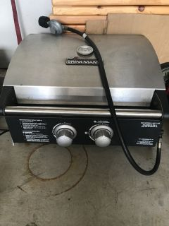 Protable grill