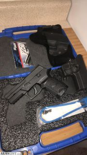 For Sale/Trade: Sig SauerP250 Compact 9mm With Night Sights