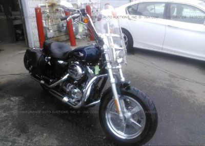 2012 Harley-davidson XL1200