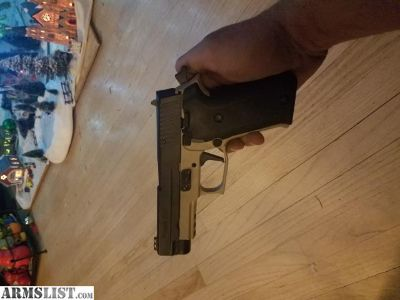 For Sale/Trade: P220 Combat for Scope or Cash