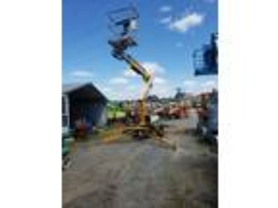 2008 NiftyLift TM34T Trailer Mounted
