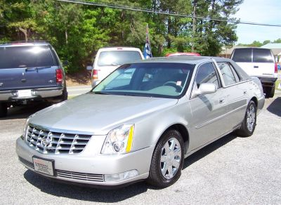 2006 Cadillac DTS Luxury I (Silver Or Aluminum)