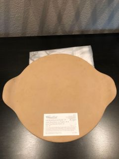 Pampered Chef large round stone