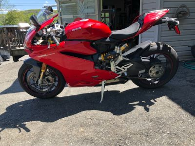2016 Ducati 1299 Panigale S Supersport Fort Montgomery, NY