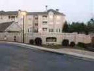 Two BR Condo Roommate Floor Plan Dunwoody 312 Ashf