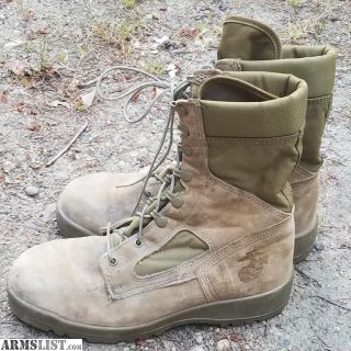 For Sale: Vibram Marine Corps boots