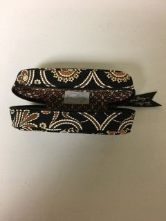 NEW VERA BRADLEY EYE GLASS CASE
