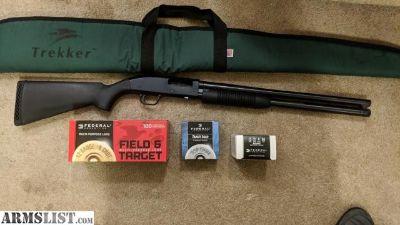 For Sale: Mossberg Maverick 88 Security + Ammo