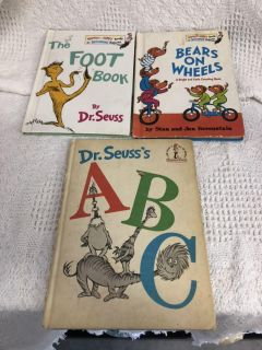 Dr Suess books. Price for all.