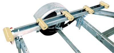 Purchase Tie Down Engineering 86145 ROLLER BUNK 5FT HULL SAVFTR 2/ motorcycle in Stuart, Florida, US, for US $97.47