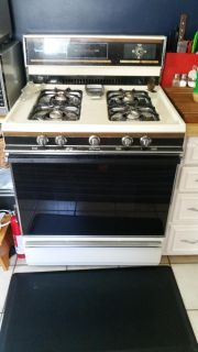 Oven and Stove