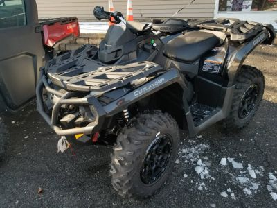 2018 Can-Am Outlander XT-P 1000R Utility ATVs Ledgewood, NJ